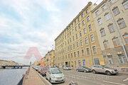 Пп 4ккв квартира на Фонтанке 3 минуты до метро, Купить квартиру в Санкт-Петербурге по недорогой цене, ID объекта - 322436783 - Фото 4