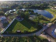 Ломоносовский район, д. Большие горки, участок 15 соток ИЖС - Фото 1