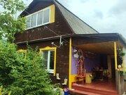 Дом ПМЖ 120 кв.м на участке 10 соток в г.Струнино