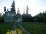 Зимний дом 123 м из натурального дерева в ДНТ Рузаево !