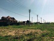 Участок 15 соток д. Татариново г.о. Домодедово - Фото 4
