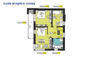 Новый дом под ключ Одинцовский р-н, д. Тимохово - Фото 5