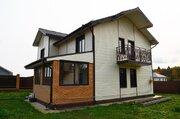 Дом рядом с городом Обнинск Калужской области со всеми коммуникациями - Фото 4
