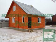 Дача 90 кв. метров на участке 9 соток в СНТ Кривское Боровского района