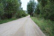Продается земельный участок 49 соток в деревне Малинники. - Фото 3
