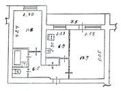 3 600 000 Руб., Отличная 2-комнатная квартира в центре Волоколамска, Купить квартиру в Волоколамске по недорогой цене, ID объекта - 323229391 - Фото 10