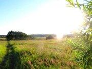 Земельный участок в развитой деревне - Фото 1