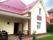 Жилой дом 160 кв.м, 10с в д.Степанчиково, Домодедовского района - Фото 2