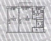 2-ком. Квартира (45 м2) с ремонтом на Авангарде, Продажа квартир в Томске, ID объекта - 329300438 - Фото 16