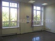 Аренда офиса 36 м2 м. Курская в административном здании в Басманный