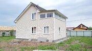 Н. Учхоз , дом 85 кв.м. на участке 10 соток - Фото 1