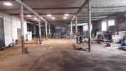 Аренда помещения пл. 350 м2 под производство, склад, Воскресенск .