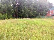 Продам участок Элита ИЖС 20сот лес - Фото 1