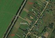 Участок в деревне Святье.