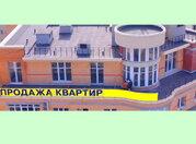 Продажа уникальной 180 кв.м 3 комнатной квартиры с террасой и башней - Фото 4