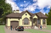 Новый дом в Юго-Западном микрорайоне, Продажа домов и коттеджей в Белгороде, ID объекта - 502401955 - Фото 1