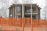 Дом 250 м2 с Газом, Прописка, д.Новожилово - Фото 2