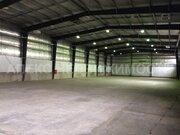 Аренда помещения пл. 700 м2 под склад, производство, Домодедово . - Фото 5