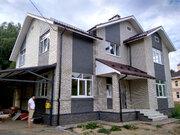Каменный дом в окружении лесного массива в 2 км от Московской области - Фото 1