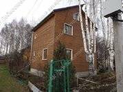 Горьковское ш. 65 км от МКАД, Васютино, Коттедж 126 кв. м