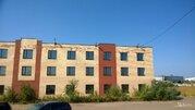 Производственно-складской-офисный комплекс 5714 м2 в Щелково, Рабочая
