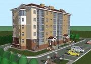 2-комнат квартира 54кв.м. в новом доме, Купить квартиру в Нижнем Новгороде по недорогой цене, ID объекта - 314903786 - Фото 2