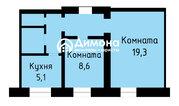 730 000 Руб., Продажа: 2 к.кв. ул. Я. Купалы, 6а, Купить квартиру в Орске по недорогой цене, ID объекта - 330974393 - Фото 1