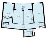 12 001 710 Руб., Продам 3к. квартиру. Жукова ул. к.2.2, Купить квартиру в Санкт-Петербурге по недорогой цене, ID объекта - 318417152 - Фото 1