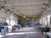 Сдается производственное помещение 500 кв.м.