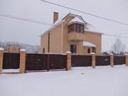 Новый кирпичный дом в д.Подлужье Коломенский р-н, евроотделка. - Фото 2