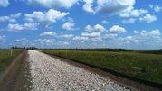 20 соток, 125 км от МКАД Симферопольское шоссе, свет, дорога, жд - Фото 2