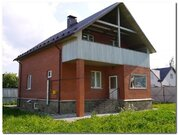 Кирпичный дом с камином в СНТ Бархатная роща ! Есть газ и прописка - Фото 1