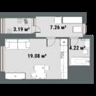 Продажа квартиры, Тюмень, Ул. Газовиков, Купить квартиру в Тюмени по недорогой цене, ID объекта - 308201461 - Фото 1