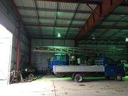 Ремонтно-гаражный комплекс, площадка под технику - Фото 1