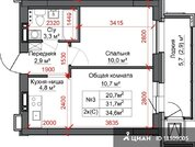 Продаю2комнатнуюквартиру, Барнаул, улица Димитрова, 126, Купить квартиру в Барнауле по недорогой цене, ID объекта - 321932218 - Фото 2