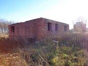 Земельный участок пл 10 соток, с незавершенным строительством жилым . - Фото 4