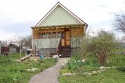 Дом 40,7 кв. м. на земельном участке 15 сот в д. Знаменское