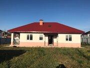 Дом 102 кв.м. ПМЖ в с.Домодедово с участком 7 сот.
