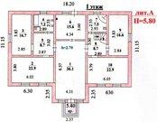 Просторный дом на Соколе, Продажа домов и коттеджей в Липецке, ID объекта - 502835883 - Фото 4