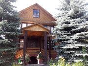 Экологичный дом в поселке, окруженном лесом. - Фото 1