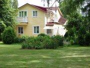 Продаётся Дом 180 м2 на участке 35 соток в д. Борисово (ус. Жирошкина) - Фото 1