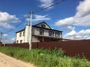 Дом в д. Владимировка, Новорязанское ш, 50 км - Фото 1