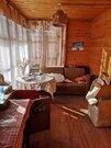 Дешевая, но хорошая дача с печкой и камином на 6 сотках, Ступинский р. - Фото 4