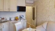 Шикарная трехкомнатная квартира с большой кухней - Фото 2