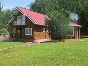Уютный деревянный дом вблизи лесного массива. - Фото 1