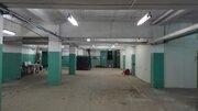Аренда - помещение под теплый склад 317 м2 м. Водный стадион