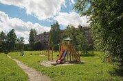 Однушка в прибрежной парковой зоне реки Волга