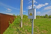 Деревенский участок 5сот под строительство в Волоколамском районе - Фото 4