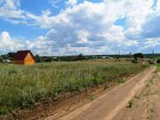 20 сот ИЖС в д.Наумово - 85 км Щёлковское шоссе - Фото 1