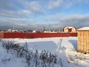 Участок, Щелковское ш, 9 км от МКАД, Балашиха. Участок 10 соток для .